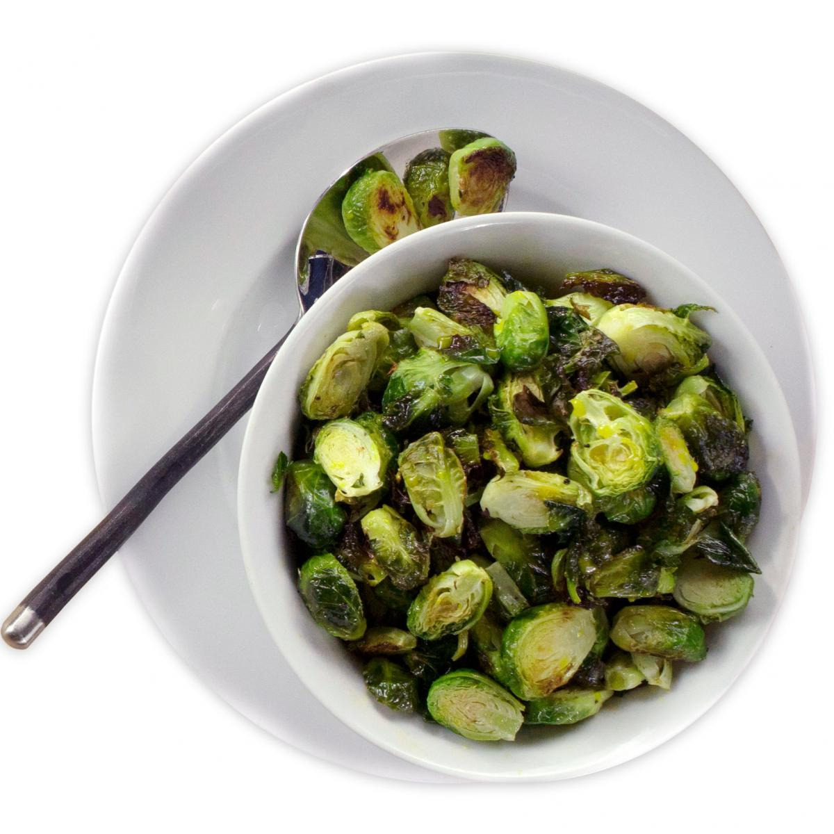 Brussels Sprouts Plate
