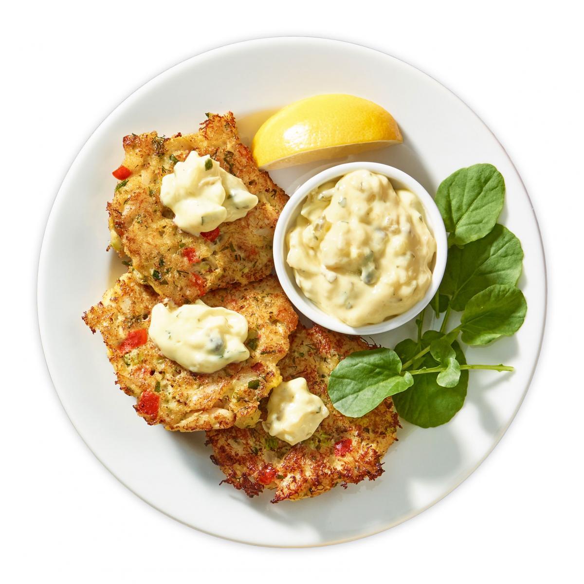 Lemon Sauce For Crab Cakes Recipe