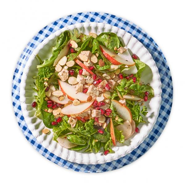 Packin' Pomegranate Salad Recipe