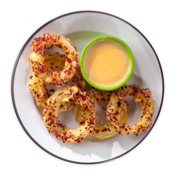 Onion Rings Plate