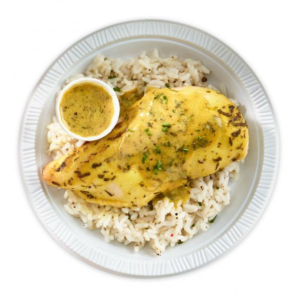 No Fuss Lemon and Mustard Chicken Recipe