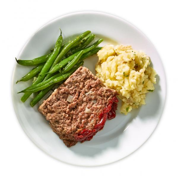 Not Your Mum's Meatloaf Recipe