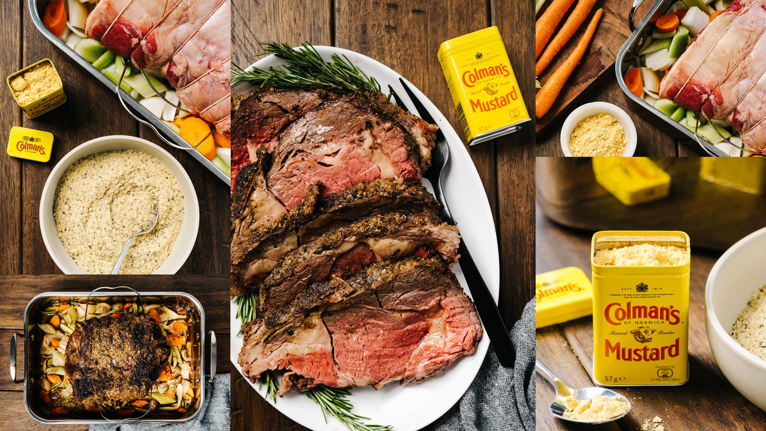 Prime Rib Roast with Spiced Crust hero image